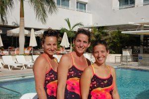 צוות הכשרת מדריכי שחייה ומטפלי הידרותרפיה