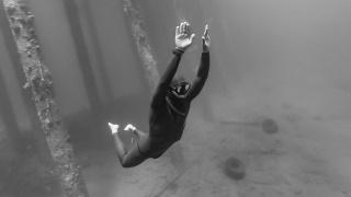 קורס צלילה חופשית בקמפוס עולם המים